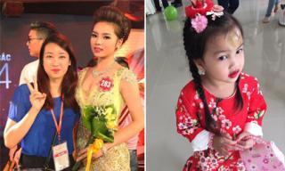 Tin sao Việt mới ngày 29/8: Tân Hoa hậu Đỗ Mỹ Linh là bạn của Kỳ Duyên, con gái Ốc Thanh Vân tô son lòe loẹt