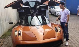 2 siêu xe có mức giá kỷ lục của đại gia Việt