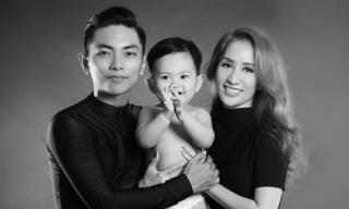 Hạnh phúc giản đơn của vợ chồng Khánh Thi và Phan Hiển