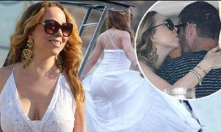 Mariah Carey 'thả rông' vòng ba khi hẹn hò với bồ tỷ phú