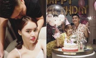 Hot girl và hot boy Việt 25/9: Em gái Angela Phương Trinh hạnh phúc bên bạn trai, Phở Đặc Biệt tổ chức sinh nhật cho bạn gái