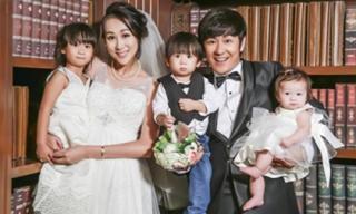 Chấp nhận tuyệt tự để cưới cô vợ vô sinh, nào ngờ sau 5 năm vợ lại đẻ sòn sòn 3 đứa con
