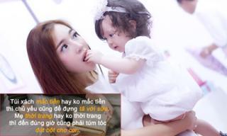 Những câu nói của Elly Trần được fans chia sẻ rầm rầm