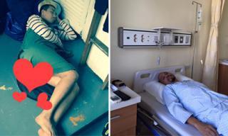 Tin sao Việt mới 27/9: Trấn Thành không mặc quần khi ngủ, NTK Đức Hùng nằm viện