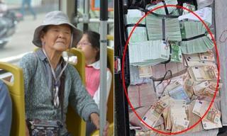 Bạn trai vừa bỏ thì bị đuổi việc, trên đường ra sông tự vẫn vô tình giúp 1 bà cụ trên xe bus và đây là cách bà ấy trả ơn