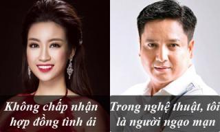 Phát ngôn 'giật tanh tách' của sao Việt tuần qua (P119)