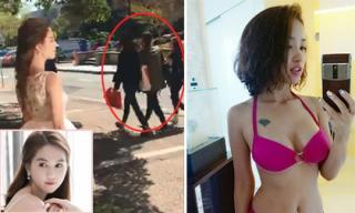 Tin sao Việt mới 29/9: Ngọc Trinh bị ngó lơ khi chụp ảnh gợi cảm ở Úc, Vân Hugo khoe vòng 1 khủng
