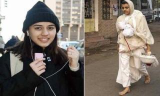 Cô gái từ bỏ cuộc sống xa hoa của một nhà thiết kế hàng đầu New York để đi tu
