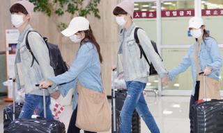 Loạt ảnh tình tứ đến phát ghen của Ahn Jae Hyun - Goo Hye Sun