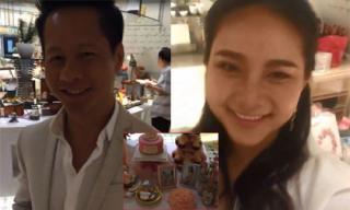 Đại gia Đức An bí mật tổ chức tiệc cho mẹ con Phan Như Thảo