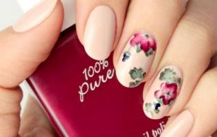 10 mẫu móng tay đẹp sang chảnh cho dân văn phòng