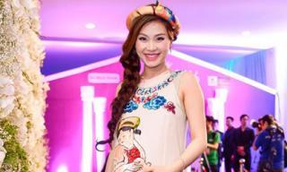 Á hậu Diễm Trang đã hạ sinh con đầu lòng