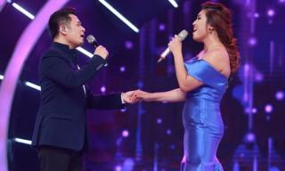 Bằng Kiều hát sai lời tại chung kết Vietnam Idol sau 20 năm trở lại sân khấu truyền hình