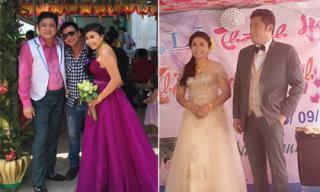 Diễn viên Huỳnh Anh Tuấn lấy vợ lần hai dù đã ở độ tuổi U50