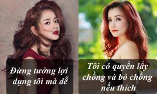 Phát ngôn 'giật tanh tách' của sao Việt tuần qua (P122)