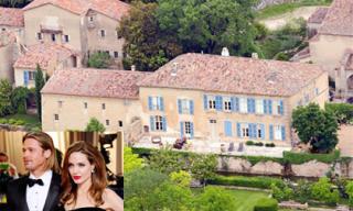 Vợ chồng Brad Pitt rao bán khu biệt thự Chateau Miraval và nguy cơ tuyệt chủng sản phẩm rượu vang hồng huyền thoại