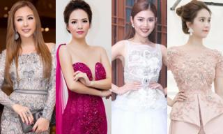 Ai xứng danh 'Nữ hoàng thảm đỏ' showbiz Việt tuần qua? (P23)