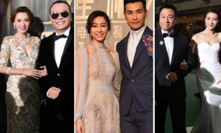 Dàn sao TVB hội tụ đông nghẹt trên thảm đỏ 'Starhub TVB Awards 2016'