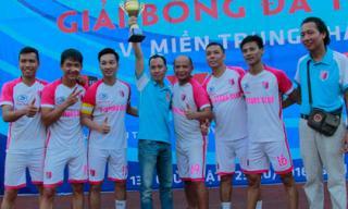 V-Stars vô địch cúp Tứ Hùng vì miền Trung thân yêu