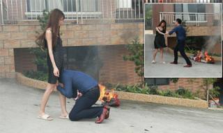 Không cần đánh ghen, cô vợ hiền chỉ làm 1 việc đơn giản cũng khiến chồng phải quỳ gối xin tha thứ