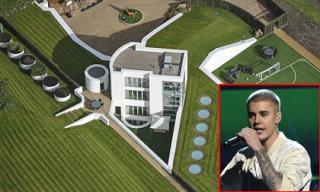 Vừa thuê biệt thự gần 3 tỷ/tháng, Justin Bieber lại thuê thêm nhà 550 triệu/tháng