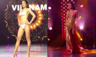 Nguyễn Thị Loan tỏa sáng với bikini và váy dạ hội tại Miss Grand International 2016