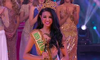Người đẹp Indonesia đăng quang HH Hòa bình Quốc tế 2016, Nguyễn Thị Loan lọt top 20