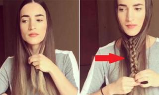 Cách tết tóc độc đáo, ấn tượng mà bạn gái nên biết