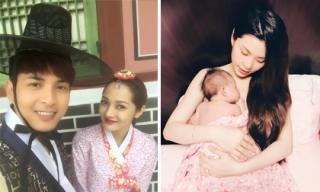 Tin sao Việt mới 28/10: Hồ Quang Hiếu đi du lịch cùng người yêu, Diễm Trang lần đầu khoe con