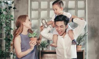 Phan Hiển sẽ kết hôn với Khánh Thi khi em bé thứ hai chào đời
