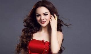 Á hậu Ruby Anh Phạm đẹp như nữ thần trong loạt ảnh gam màu Noel