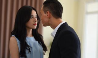 Chi Pu ngọt ngào khoá môi 'người tình màn ảnh' của Trương Ngọc Ánh
