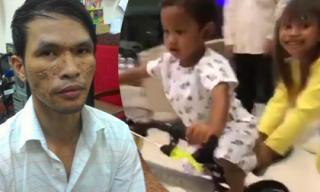 Hé lộ hình ảnh mới nhất của bé trai Campuchia bị hành hạ dã man