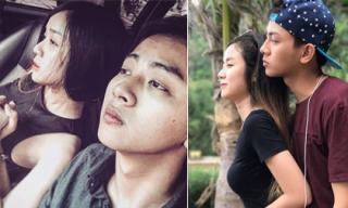Hoài Lâm lên tiếng đáp trả khi bị chỉ trích liên tục đăng ảnh chụp chung với bạn gái