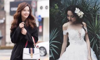 Hot girl và hot boy Việt 9/12: Midu cần một mái nhà êm ấm, Fung La xinh đẹp khi mặc váy cô dâu
