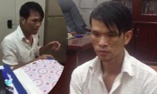 Kẻ hành hạ bé trai Campuchia khóc lóc, hoảng loạn tại cơ quan công an