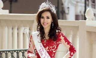 Nguyễn Ngọc Quỳnh đăng quang Hoa hậu phụ nữ người Việt thế giới năm 2016-2017