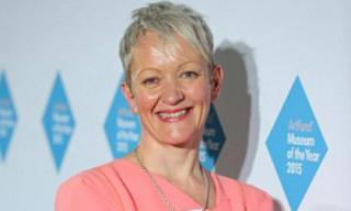 Tate bổ nhiệm nữ giám đốc đầu tiên đầy xinh đẹp và tài năng