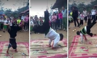 Clip nhảy hiphop cực chất của học sinh tiểu học vùng cao khiến dân mạng 'phát cuồng'