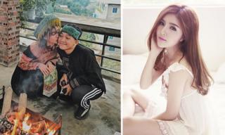 Hot girl và hot boy Việt 21/1/2017: Phở Đặc Biệt tình tứ bên bạn gái, Lilly Luta khoe nhan sắc gợi cảm