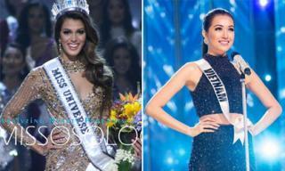 Người đẹp Pháp đăng quang Hoa hậu Hoàn vũ 2016, đại diện Việt Nam trượt top 13