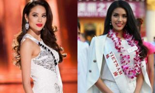 Việt Nam tụt hạng Top cường quốc sắc đẹp năm 2016 khi vắng Lan Khuê, Phạm Hương
