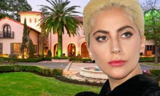 """Sau màn trình diễn siêu đẳng, Lady Gaga ở """"chùa"""" trong siêu dinh thự có giá 227 triệu đồng/đêm"""
