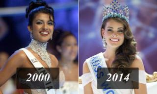 15 'Huyền thoại nhan sắc' lẫy lừng của Hoa hậu Thế giới