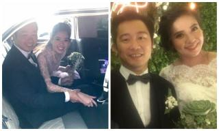 Á hậu Kiều Khanh tổ chức tiệc cưới với ông xã doanh nhân