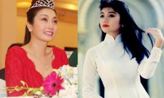 Sau hơn 20 năm mất tích vì tin đồn nhiễm HIV, Hoa hậu Lý Thu Thảo giờ ra sao?