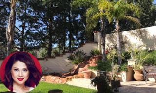 Ngắm khu vườn nhiều cây xanh của ca sĩ Thanh Thảo trên đất Mỹ