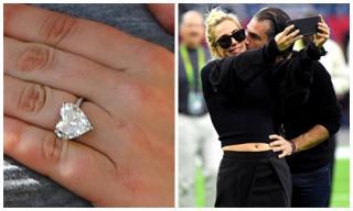 Cuối cùng, Lady Gaga đã  trả lại nhẫn đính hôn cho Taylor Kinney để bắt đầu tình mới