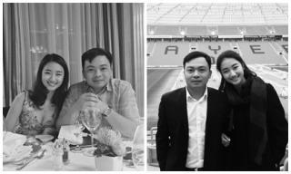 Ngưỡng mộ trước loạt ảnh hẹn hò lãng mạn của Hoa hậu Thu Ngân và chồng