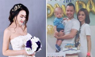 Hot girl và hot boy Việt 19/2/2017: Yến Xôi háo hức chờ đợi ngày lên xe hoa, Lâm Á Hân hạnh phúc bên chồng con